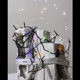 Ziemassvētku LED virtene MicroLED Multi 300cm 30 LED Lampiņas 591-01