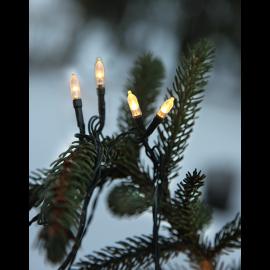 Ziemassvētku LED virtene Zaļa 800cm 40 LED Lampiņas 440-15