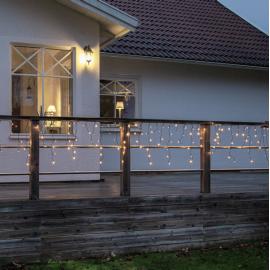 Icicle Lights Serie LED Crispy Ice White 594-40