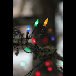 Ziemassvētku LED virtene Zaļa 800cm 40 LED Lampiņas 440-18