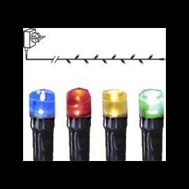 Ziemassvētku LED virtene MicroLED Multi 1800cm 180 LED Lampiņas 591-21