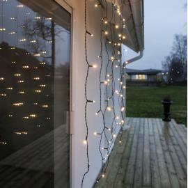 Curtain Lights Serie LED Crispy Ice White 594-44