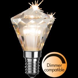 LED Spuldze P45 E14 2700K 270lm 3W 4x6,5cm 361-03-1