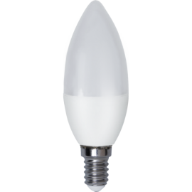 LED Spuldze E14 2700K 360lm 5W 3,7x10,3cm 3-step dimmējamā 359-61