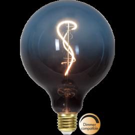 LED Spuldze dimmējama G125 E27 2500K 58lm 4W 12,5x17,8cm 366-55-1