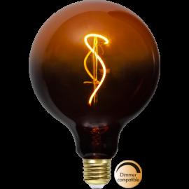 LED Spuldze dimmējama G125 E27 1700K 55lm 4W 12,5x17,5cm 366-57
