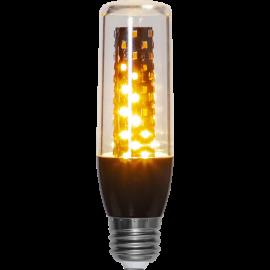 LED Spuldze ar gravitācijas sensoru T40 E27 1800K 105lm 1,5-3,3W 3,8x13,45cm 361-54-1
