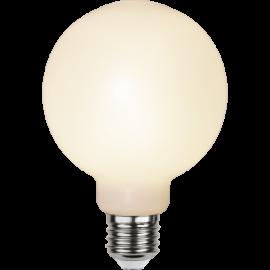 LED Spuldze G95 E27 2700K 85lm 1,2W 9,5x13,6cm 359-27