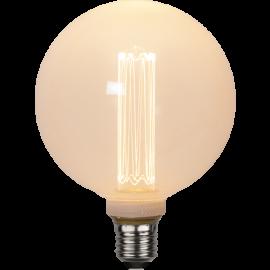 LED Spuldze G125 E27 2000K 50lm 1W 12,5x16,4cm 353-74