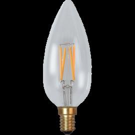 LED Spuldze C45 E14 2200K 260lm 3W 4,5x13cm 338-81-1