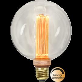 LED Spuldze G125 E27 1800K 90lm 2,5W 12,5x16,5cm 349-52-1