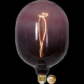 LED Spuldze dimmējama C150 E27 1800K 60lm 4W 17,5x27cm 366-50-1