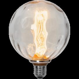 LED Spuldze G125 E27 2000K 50lm 1W 12,5x16,4cm 353-76