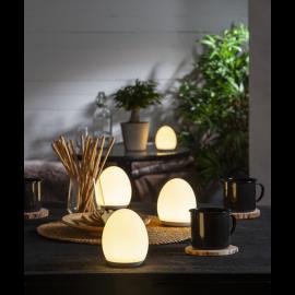 LED gaismas dekors uz baterijas RGB 1,5W 9,2x11cm 357-61