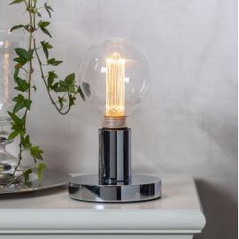 LED Spuldze G25 E27 1800K 90lm 2,5W 9,5x14,5cm 349-51-1