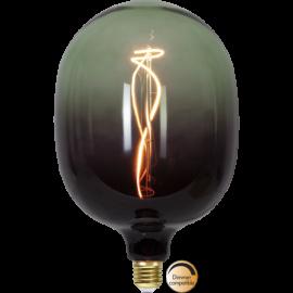 LED Spuldze dimmējama C150 E27 2200K 75lm 4W 17,5x27cm 366-52-1