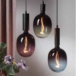 LED Spuldze dimmējama C150 E27 2400K 72lm 4W 17,5x27cm 366-54-1