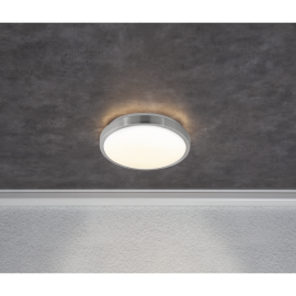 LED Griestu lampa 3000K 2000lm 19,2W 24,5x7cm 380-14