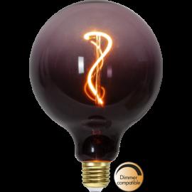 LED Spuldze dimmējama G125 E27 2000K 60lm 4W 12,5x17,5cm 366-51-1
