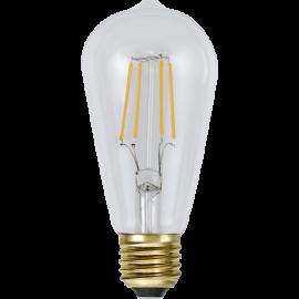 LED Spuldze ST58 E27 2100K 140lm 1,6W 5,8x13cm 352-74-1