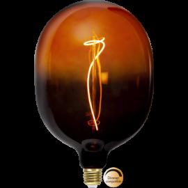 LED Spuldze dimmējama C150 E27 1700K 60lm 4W 17,5x27cm 366-56