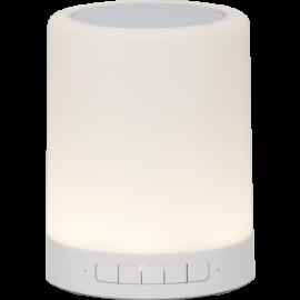 LED gaismas dekors skaļrunis uz baterijas RGB 3W 9,7x12,6cm 362-81