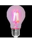 LED Augu lampa ar sarkanu gaismu A60 E27 1300K 200lm 6,5W 6x10,4cm 357-37