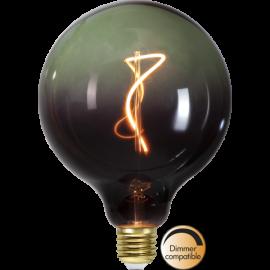 LED Spuldze dimmējama G125 E27 2200K 65lm 4W 12,5x17,5cm 366-53-1