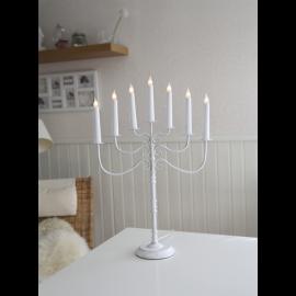 LED Metāla Lampiņu Svečturis 188-40