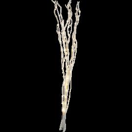 Gaismas dekors koks ar LED lampiņām balts 1,35W 10x115cm Willow dewdrop 584-22
