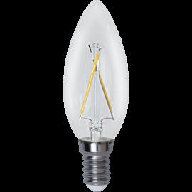 LED Spuldzes 2gb E14 2700K 200lm 3,5W 3,5x9,7cm 370-11