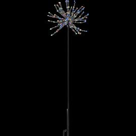 LED Āra gaismas dekors salūts krāsains 2,4W 36x110cm Firework outdoor 860-34