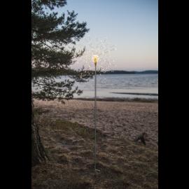 LED Āra gaismas dekors salūts balts 2,4W 36x110cm Firework outdoor 860-35