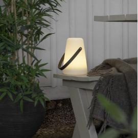 LED Gaismas dekors laterna balta 0,06W 14x20cm Linterna 803-54