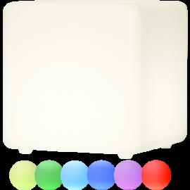 LED gaismas dekors uz baterijām RGB 2W 28x29cm Twilights 803-81