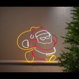 LED Āra gaismas dekors salavecis 21W 77x71cm Neoled 807-49