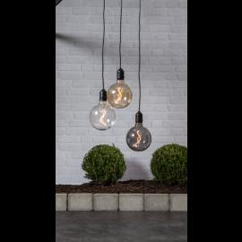 LED Gaismas dekors karināms uz baterijām 1,2W 12,5x19,5cm Bowl 857-32