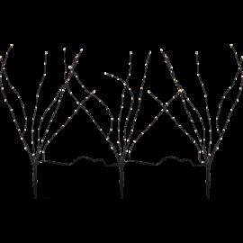 LED gaismas dekori koki 3gab. 1,62W 100x60cm Reedy 860-44
