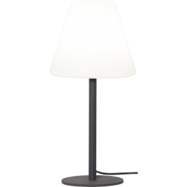 Galda lampa balta 1xE27 28x60cm Gardenlight kreta 803-90