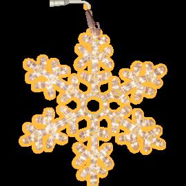 LED Ziemassvētku Sniegpārsla 50cm 800-41 800-41