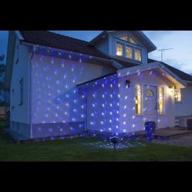 LED Āra lāzera projektors 6W 25x22cm Ledlight 486-31