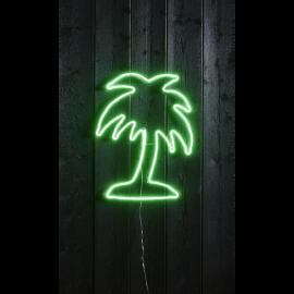 LED gaismas dekors palma karināms 9,6W 50x65cm Flatneon 807-39