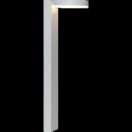 LED āra gaismeklis uz saules baterijām balts 0,8W 16x60cm Vidi 481-11