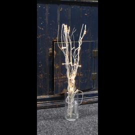 Dekoratīvais Zars Koks ar LED Lampiņām Willow 584-30
