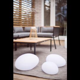 LED Āra gaismas dekors uz saules baterijām 0,13W 26,5x13cm Globy 482-10