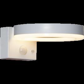 LED āra gaismeklis uz saules baterijām balts 0,8W 16x7cm Vidi 481-10