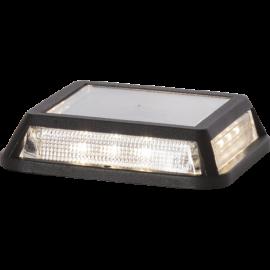LED Āra gaismeklis uz saules baterijām 0,12W 12x3cm Driveway 480-48