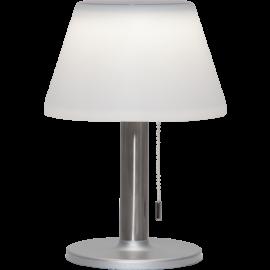 LED galda lampa uz saules baterijām balta 0,3W 20x28cm Solia 480-87