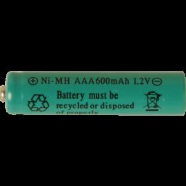 Uzlādējamā Baterija AAA 1,2V Ni-MH 478-00