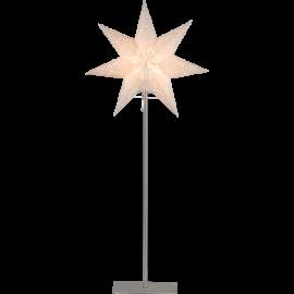 Papīra zvaigzne uz statīva balta E14 34x83cm Sensy 234-23